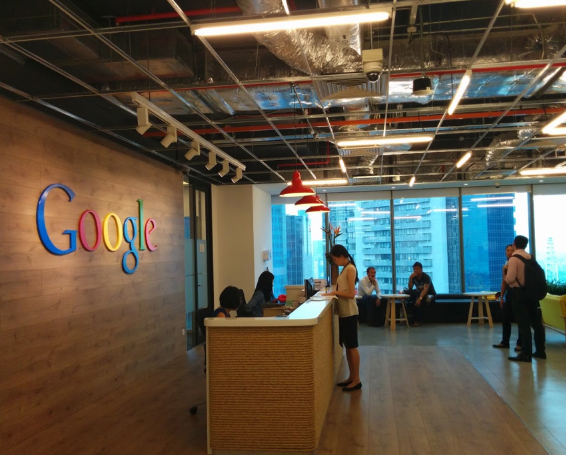 google thailand office. One On Google Trainging Class At Singapore. Moreover, The Most Incredible Thing Is We Are Only Company In Thailand Who Get This Precious Prize. Office